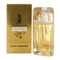 Paco Rabanne 1 Million Cologne 75ml Eau de Toilette Spray for Him