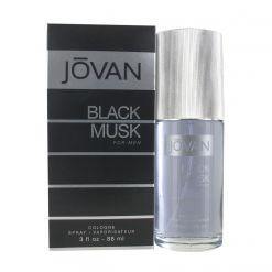 Jovan Black Musk for Men 88ml Eau de Cologne Spray for Him
