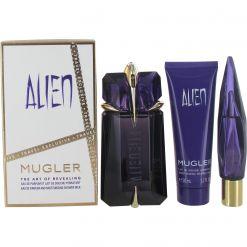 Muglar Alien Eau de Parfum 60ml Gift Set for Her