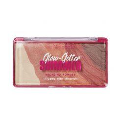 Sunkissed Glow Getter Glimmer Shimmer Bronzer Powder 20g