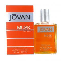 Jovan Musk for Men 236ml Aftershave Cologne Splash for Him
