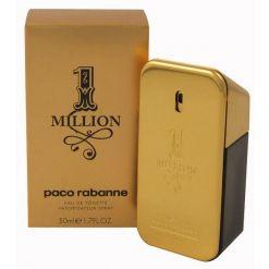 Paco Rabanne 1 Million 50ml Eau de Toilette Spray for Him