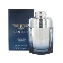 Bentley Azure 100ml Eau de Toilette Spray for Him