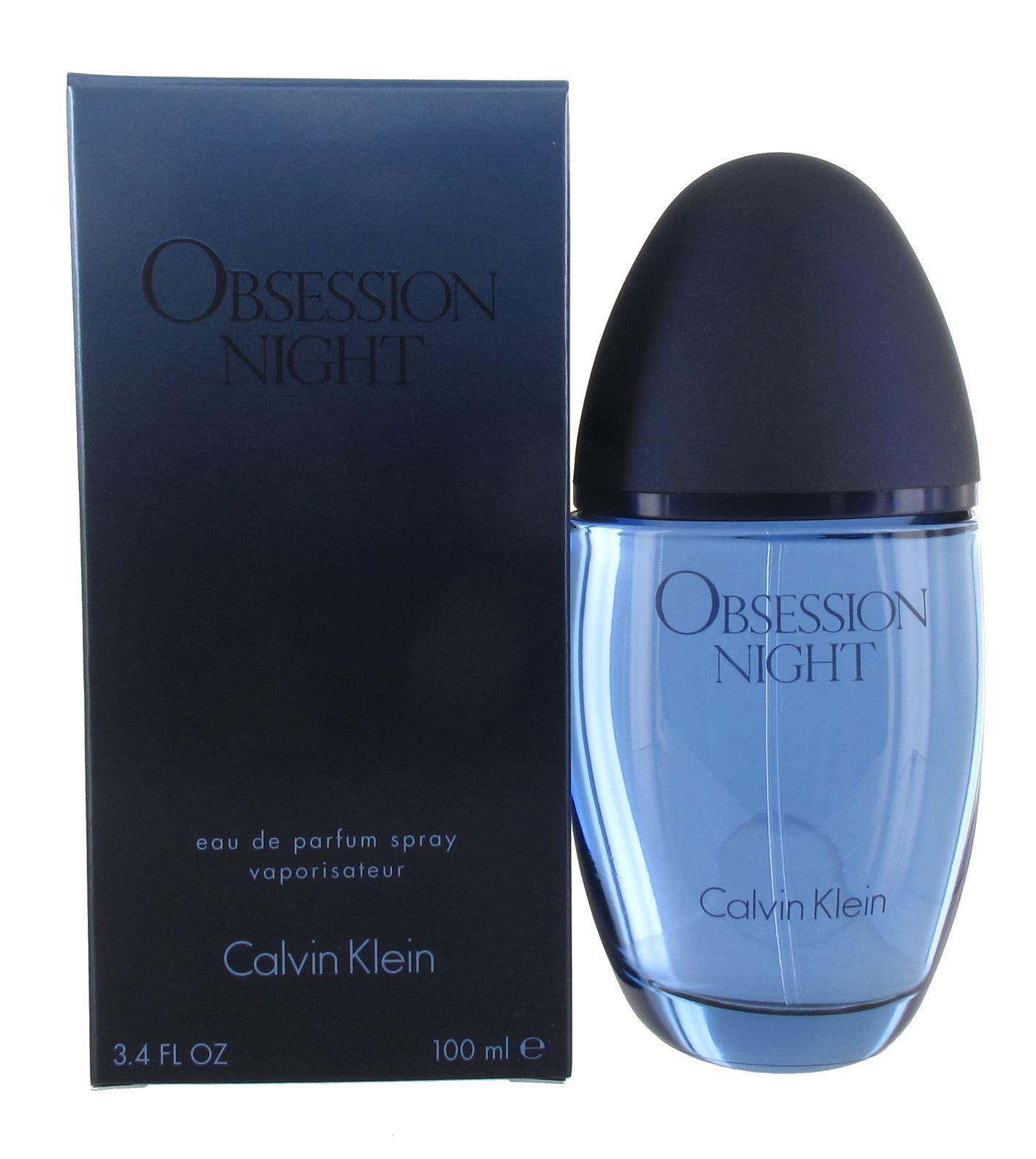 Calvin Klein Obsession Night 100ml Eau de Parfum Spray