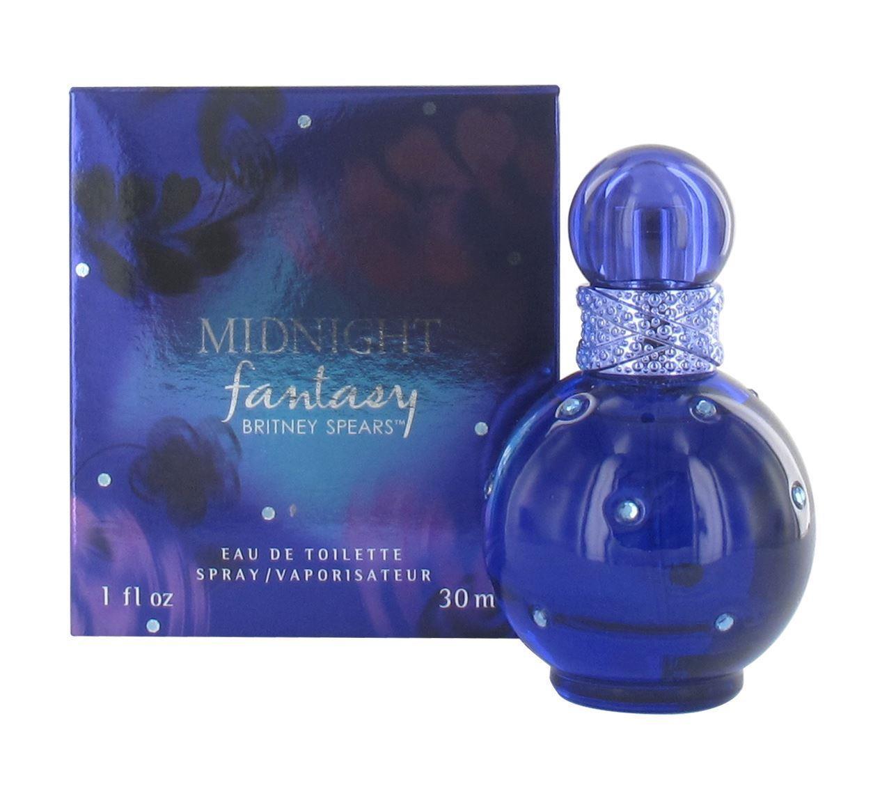 Britney Spears Midnight Fantasy 30ml Eau de Toilette Spray