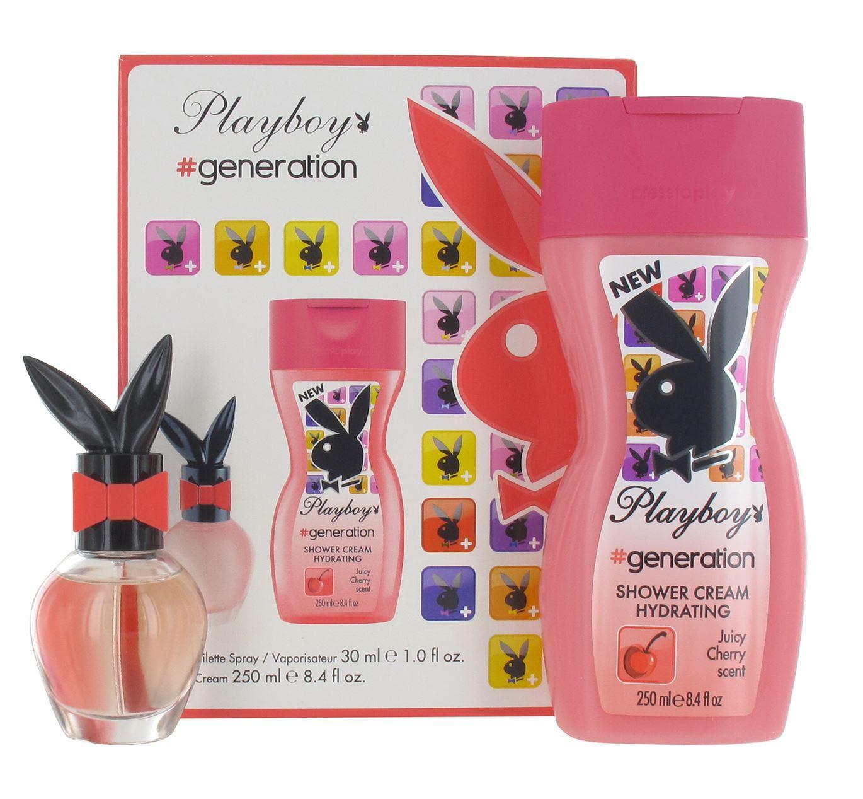 Playboy Generation 30ml Eau de Toilette Gift Set